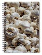 Garlic Harvest Spiral Notebook