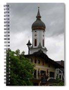 Garmisch Partenkirchen  Spiral Notebook