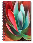 Garnet Jewel Spiral Notebook
