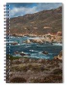 Garrapata Coast Spiral Notebook