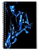 Gary Pihl Plays The Blues Spiral Notebook