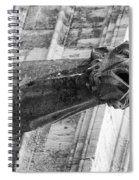 Gate Keeper Spiral Notebook