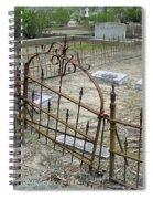 Gated Community Spiral Notebook