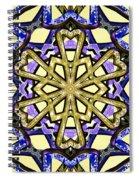 Gates Of Life Spiral Notebook