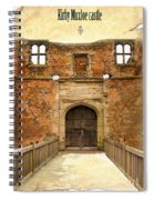 Gateway To History Spiral Notebook