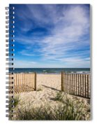 Gateway To Serenity Myrtle Beach Sc Spiral Notebook