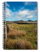 Gateway To The Mountains Spiral Notebook