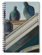 Gathering Of The Clan Spiral Notebook