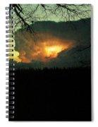 Gathering Storm Spiral Notebook