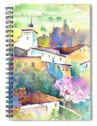 Gatova Spain 02 Spiral Notebook