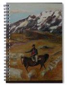 Gaucho Spiral Notebook