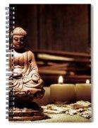 Gautama Buddha Spiral Notebook