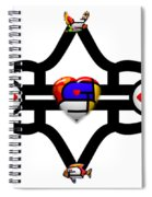 Gay Enola Spiral Notebook