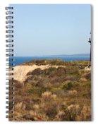 Gay Head Lighthouse Spiral Notebook