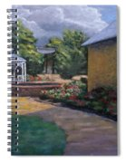 Gazebo In Potter Nebraska Spiral Notebook