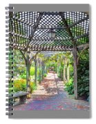 Gazebo Spiral Notebook