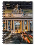 Gct From Park Ave Spiral Notebook