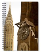 General Electric Building 1 Spiral Notebook