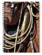 Gear Spiral Notebook
