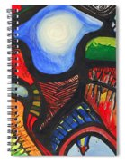 Gedachten Gangen  Spiral Notebook
