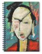 Geisha Spiral Notebook