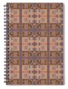 Gemma Abstract 1 Spiral Notebook