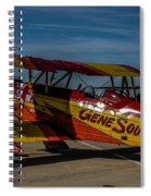 Gene Soucy Spiral Notebook