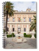 General Archive Of The Indies In Seville Spiral Notebook
