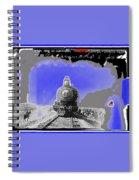 General Benjamin Argumedo's  Troop Train Unknown Mexico Location Or Date-2013 Spiral Notebook