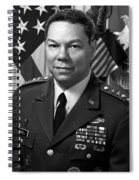 General Colin Powell Spiral Notebook