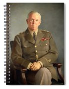 General George C Marshall Spiral Notebook