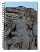 General George Meade Memorial -- Right Side Spiral Notebook