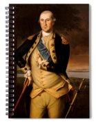 General George Washington  Spiral Notebook