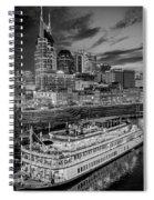 General Jackson Nashville Spiral Notebook