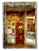 General Merchandise  Spiral Notebook