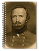 General Stonewall Jackson 1871 Spiral Notebook