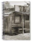 General Store II Spiral Notebook