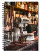 General Store Spiral Notebook