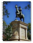 General Winfield Scott Hancock Statue - Washington Dc Spiral Notebook