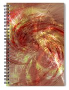 Generally Well Received Spiral Notebook