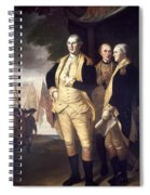 Generals At Yorktown, 1781 Spiral Notebook