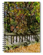 Genesee Valley Park Spiral Notebook