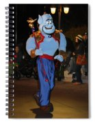 Genie With Moves Spiral Notebook