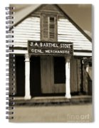 Genl Merchandise Spiral Notebook