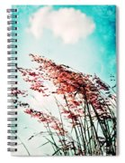 Gentle Breeze 2 Spiral Notebook