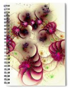Gentle Pink Spiral Notebook