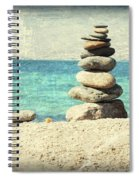 Gentle Sea Breeze Spiral Notebook