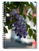 Gentle Summer Breeze Spiral Notebook