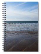 Gentle Waves Spiral Notebook