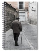 Gentleman Of Avila Spiral Notebook